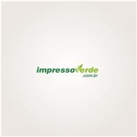 impressoverde.com.br, Logo e Identidade, Marketing & Comunicação