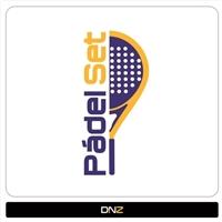 padel set  ( sendo padel o esporte em si e SET dos sets dos jogos), Logo e Identidade, Outros