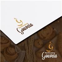 Panificadora Gouveia, Logo e Identidade, Alimentos & Bebidas