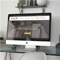 CASH CONTA, Web e Digital, Contabilidade & Finanças