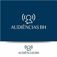 AudiênciasBH, Logo e Identidade, Advocacia e Direito