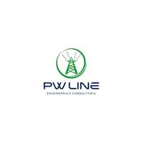 PW LINE Engenharia e Consultoria, Logo e Identidade, Outros