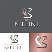 Clínica Bellini, Logo e Identidade, Saúde & Nutrição