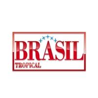 BRAZIL TROPICAL, Logo e Identidade, Alimentos & Bebidas
