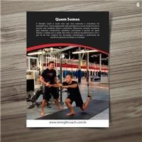 Strength Coach, Apresentaçao, Saúde & Nutrição