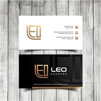 Leo Eventos, Logo e Identidade, Planejamento de Eventos