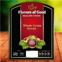 Flavors of Good, Logo e Identidade, Alimentos & Bebidas