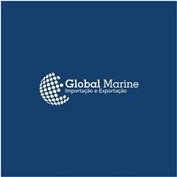 Global Marine Importação e Exportação Ltda, Logo e Identidade, Logística, Entrega & Armazenamento