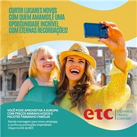 ETC Intercâmbio, Web e Digital, Viagens & Lazer