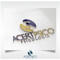 ACERT PSICOLOGIA , Logo e Identidade, Saúde & Nutrição