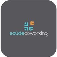 SAÚDE COWORKING, Logo e Identidade, Saúde & Nutrição