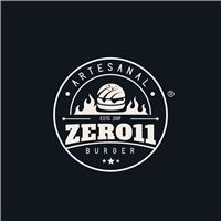 ZERO 11 Burger, Logo e Identidade, Alimentos & Bebidas
