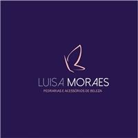 LUISA MORAES ACESSORIOS E PRODUTOS DE BELEZA MEI, Logo e Identidade, Beleza