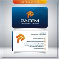PACEM CONSTRUÇÃO E LOCAÇÃO , Logo e Identidade, Construção & Engenharia