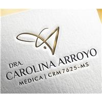 Dra. Carolina Arroyo, Logo e Identidade, Saúde & Nutrição