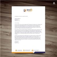 RH4B - Desenvolvimento Humano e Organizacional, Logo e Identidade, Outros