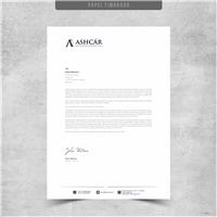 Ashcár Advogados Associados, Logo e Identidade, Advocacia e Direito