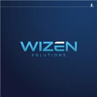 Wizen Solutions, Logo e Identidade, Tecnologia & Ciencias