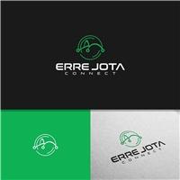 ERREJOTA CONNECT SERVIÇOS LTDA, Logo e Identidade, Computador & Internet