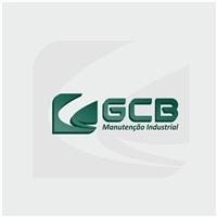 GCB MANUTENÇÃO  INDUSTRIAL, Logo e Identidade, Construção & Engenharia