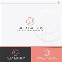 PAULA LACERDA, Logo e Identidade, Saúde & Nutrição