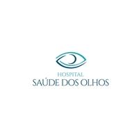Hospital Saúde dos Olhos, Logo e Identidade, Saúde & Nutrição