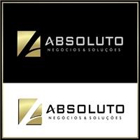 Absoluto Negócios & Soluções, Logo e Identidade, Consultoria de Negócios