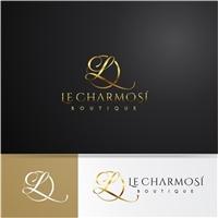 LeCharmozí, Logo e Identidade, Roupas, Jóias & acessórios