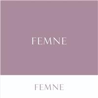 FEMNE, Logo e Identidade, Roupas, Jóias & acessórios