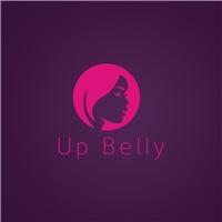 UpBelly, Logo e Identidade, Beleza