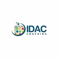 IDAC COACHING, Logo e Identidade, Consultoria de Negócios