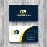 Chip Brasil, Logo e Identidade, Computador & Internet