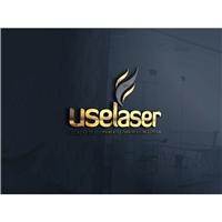 Use Laser, Logo e Identidade, Beleza