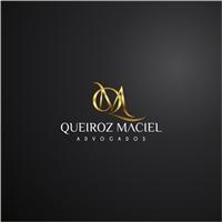 Queiroz Maciel Advogados , Logo e Identidade, Advocacia e Direito
