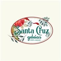 Santa Cruz Geleias, Logo e Identidade, Alimentos & Bebidas