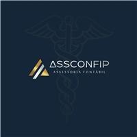 ASSCONFIP ASSESSORIA CONTÁBIL, Logo e Identidade, Contabilidade & Finanças