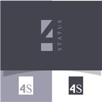 4Status - For Status, Logo e Identidade, Roupas, Jóias & acessórios