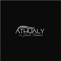 Athualy por Jonatha Nascimento, Logo e Identidade, Beleza