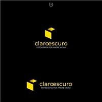 Claro Escuro (Fotografia por André Vieira), Logo e Identidade, Fotografia