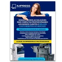 Impress Outsourcing de Impressão, Peças Gráficas e Publicidade, Outros