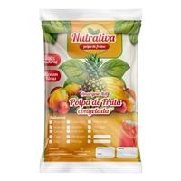 Nutrativa - Polpas de frutas, Logo e Identidade, Alimentos & Bebidas