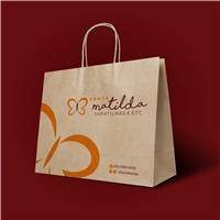 Santa Matilda - slogan: sapatilhas e etc., Embalagens de produtos, Outros