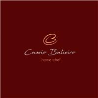 Cassio Balieiro - Home Chef, Logo e Identidade, Alimentos & Bebidas