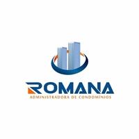 ROMANA - Administradora de Condomínios, Logo e Identidade, Imóveis