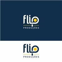Flip Produções, Logo e Identidade, Artes, Música & Entretenimento