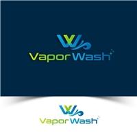Vapor Wash, Logo e Identidade, Automotivo