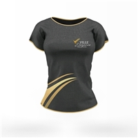 Ville Elegance Beleza e Bem Estar / Camisa Promocional, Vestuário, Beleza