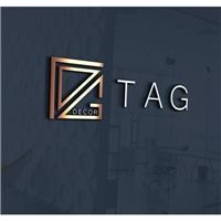 TAG Decor, Logo e Identidade, Decoração & Mobília