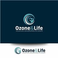 Ozone & Life Indústria Comércio e Sistemas Ltda, Logo e Identidade, Tecnologia & Ciencias
