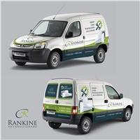 Rankine Ar Condicionado, Peças Gráficas e Publicidade, Construção & Engenharia